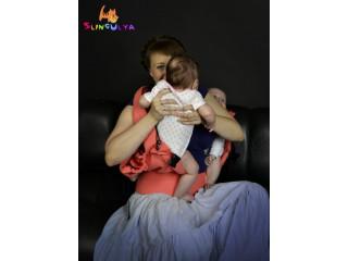 11 Взять второго малыша, поместить его с внешней стороны