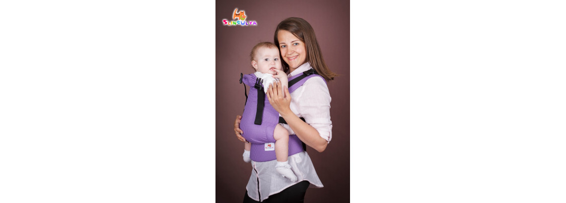 Эргорюкзачки - удобно и просто, для мам и для пап!