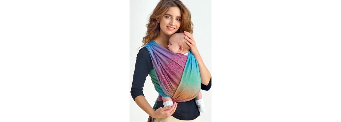 Самые популярные слинг-шарфы