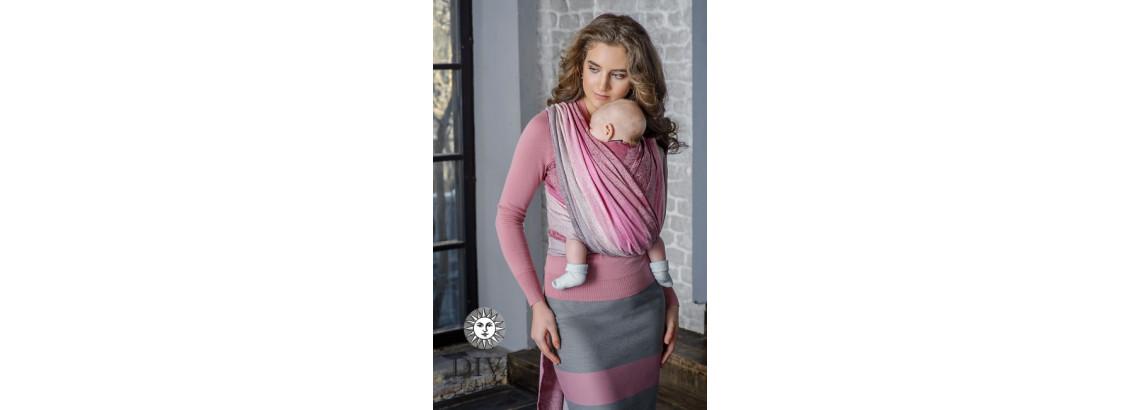 Самые популярные немецкие слинг-шарфы Diva