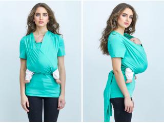 В чем носить новорожденных - 5 вариантов